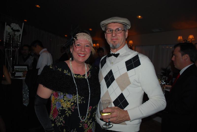 Ann and David Bowers