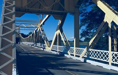Steambot Slough Bridge