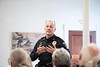 KELLY FLETCHER, REFORMER CORRESPONDENT -- Police Chief, Michael Paquette, talks about some of the special considerations that need to be made in ensuring the police station meets the needs of the town.