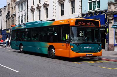Bus Operators in Wales