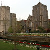 Canterbury - West Tower and West Tower House