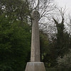 England - near Thanet - memorial to invasion of William the Conquerer
