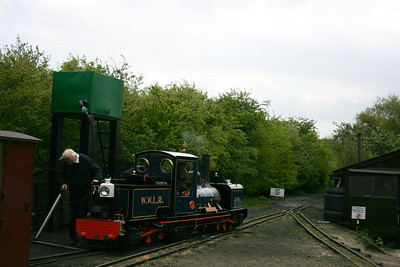 Wells Walsingham Light Railroad