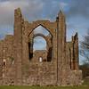 Lindesfarne Abbey ruins