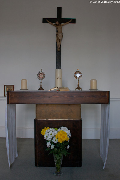 Bp. Martin's private oratory