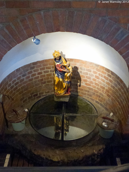 The well at Walsingham