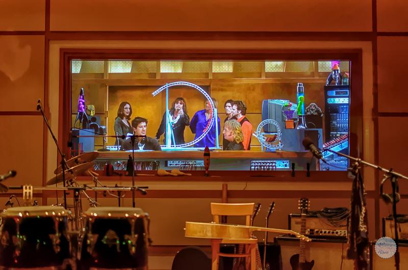 Aerosmith dans nos Studios