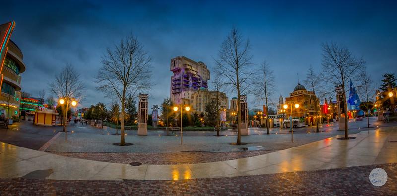 Place des Stars