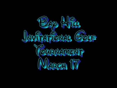 Bay Hill Golf March 17