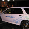 GM's Fuel Cell car at Test Track
