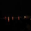 Epcot World Showcase at night