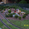 Miniature trains in Germany