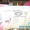 Beaches & Cream menu