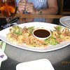 Crispy Seasme and Togarashi-scented Calamari