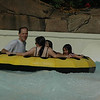 Gang Plank Falls raft ride