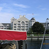 Yacht Club seem from the Bayside Marina