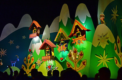 Dancers from It's a Small World