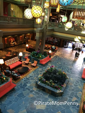 Polynesian Village Resort