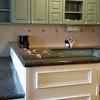 Full Kitchen in 1 and 2 Bedroom Villas