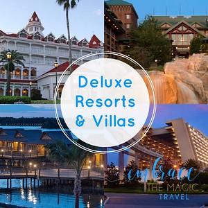 Deluxe Resorts & Villas