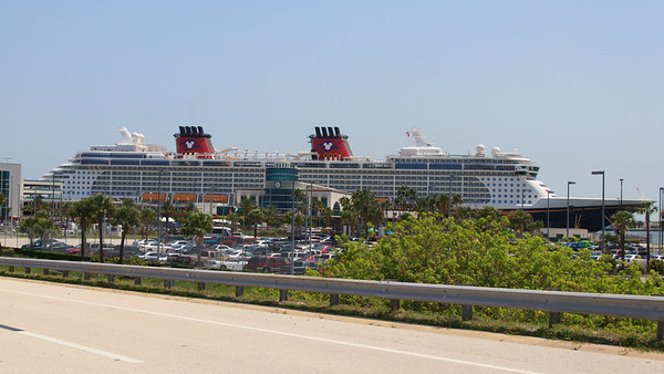 2012 Disney Cruise Fantasy Ship