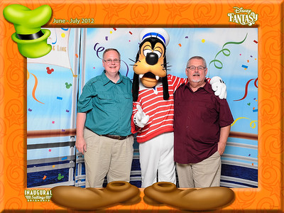 2012 Disney Cruise Photo CD