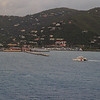 Entering Road Town  Harbor, Tortola.