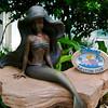 Ariel greets guests as the enter the Beach Club Villas.