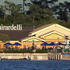 Ghirardelli at Downtown Disney is under renovation, but will soon re-open and introduce use to the tasty chocolate and peanut butter addition to the Ghirardelli line.  Reeses, eat your heart out!!