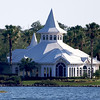 Wedding Pavilion between the Polynesian and the Grand Floridian