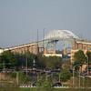 George C. Pratt Memorial Bridge in Philadelphia, on the way to the Philadelphia airport (291 or Penrose Ave.)