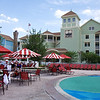 Themed Pool in Grandstand Section of Disney's Saratoga Springs Resort