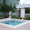 Jacuzzi by the Grandstand area pool.