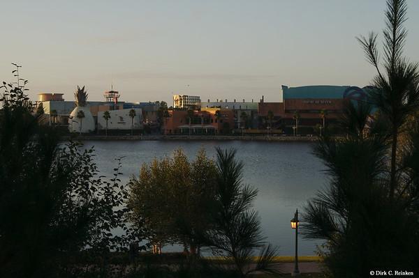 Downtown Disney Nov 2006