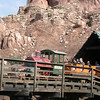 Big Thunder is a great runaway train type ride!