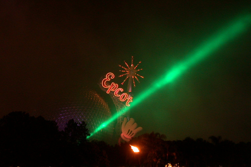 We were blown away by Illuminations, our first encounter with what Disney can do with nightly fireworks and music.