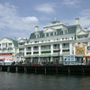Disney's Boardwalk Resort is also nearby, with excellent eateries along the Boardwalk.