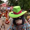 Mickey's Jammin' Jungle Parade at Disney's Animal Kingdom Park.