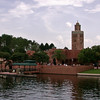 Morocco Pavilion at Epcot.