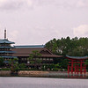 The Japanese Pavilion in Epcot.