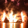The nightly show from Epcot, Illuminations: Reflections of Earth.