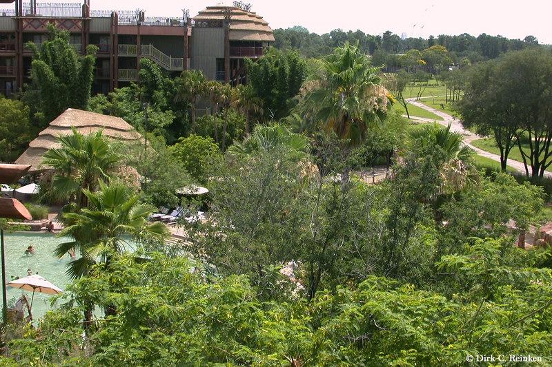 Disney's Animal Kingdom Lodge.
