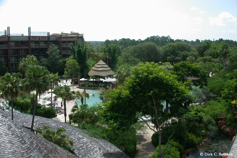 Disney's Animal Kingdom Lodge.