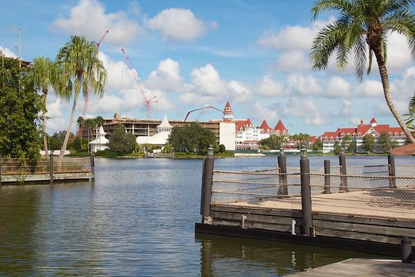 Grand Floridian Sep 2012