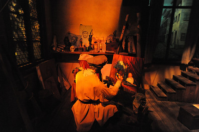 Renaissance Artists, Spaceship Earth