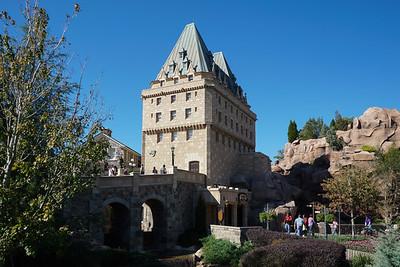 Canada Pavillion, Epcot