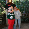 Me with Mickey Mouse