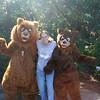 Me with Kenai and Koda