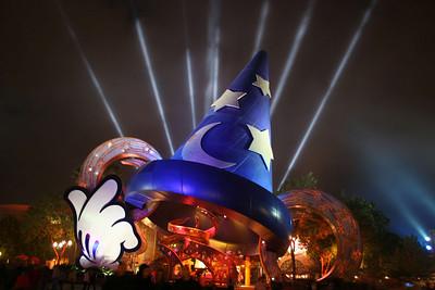 Disney's Hollywood Studios 12/13/08