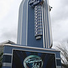 Signage for the new American Idol attraction